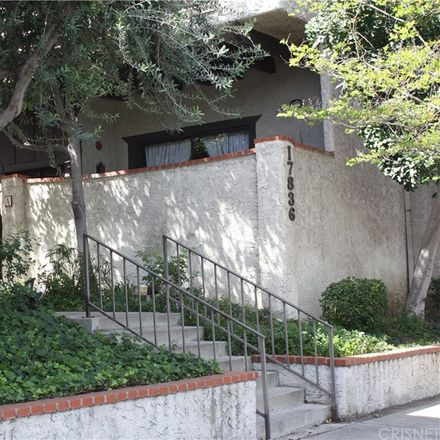 Rent this 3 bed townhouse on Killion Street in Los Angeles, CA 91316