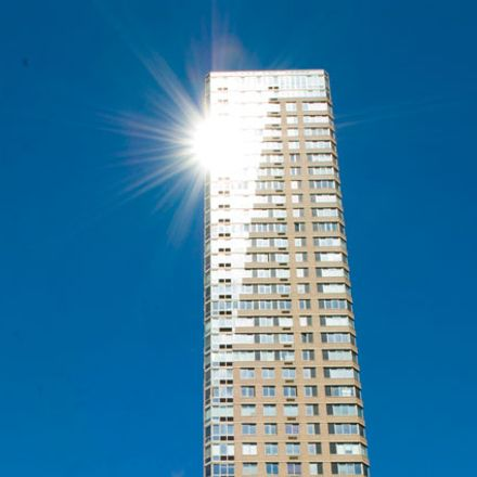 Rent this 2 bed apartment on 402 West 44th Street in New York, NY 10036