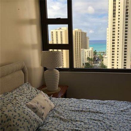Rent this 1 bed condo on Waikiki Banyan in 201 Ohua Avenue, Honolulu