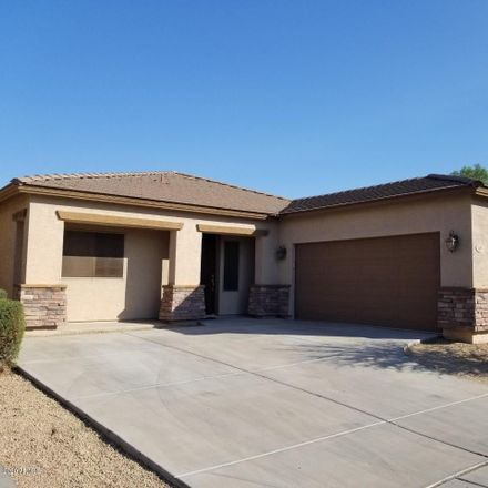 Rent this 3 bed house on 1105 South Fargo Street in Chandler, AZ 85286