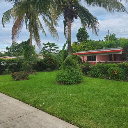 Rent this 3 bed house on 820 Northwest 179th Terrace in Miami Gardens, FL 33169