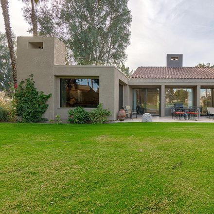 Rent this 3 bed condo on 537 Desert West Drive in Rancho Mirage, CA 92270