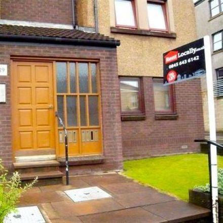 Rent this 1 bed apartment on 385 Gorgie Road in City of Edinburgh EH11 2RW, United Kingdom