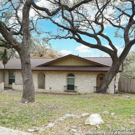 Rent this 3 bed house on Willow Moss St in San Antonio, TX