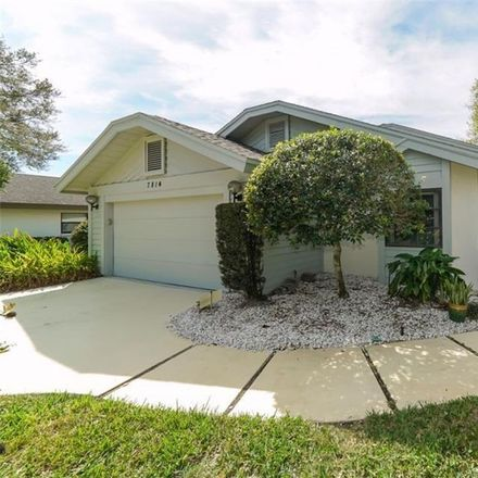 Rent this 2 bed apartment on 7814 Pine Trace Drive in Matoaka, FL 34243