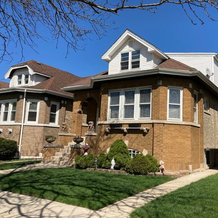 Rent this 5 bed house on Beat 2514 in 3009 North Monitor Avenue, Chicago
