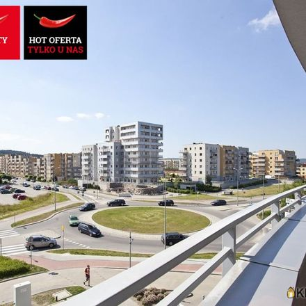 Rent this 1 bed apartment on Obwodowa 50 in 84-240 Reda, Poland