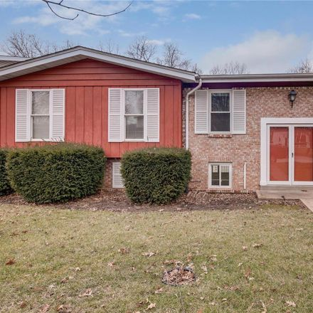 Rent this 4 bed house on 745 Sherwick Terrace in Manchester, MO 63021