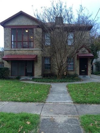Rent this 2 bed duplex on 6032 Lewis Street in Dallas, TX 75206
