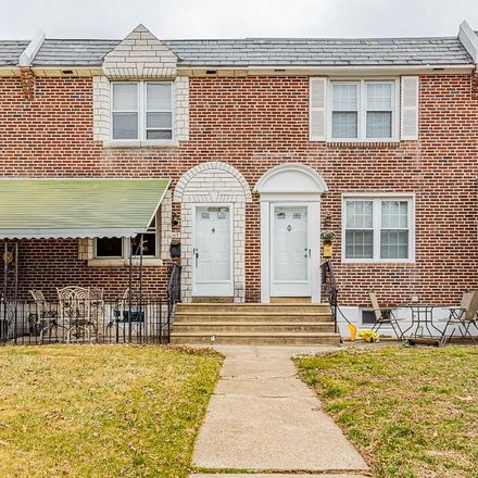 Rent this 3 bed townhouse on N Bishop Ave in Primos, PA