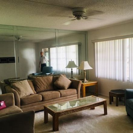 Rent this 1 bed apartment on 128 Mansfield D in Boca Raton, FL