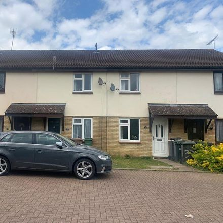 Rent this 2 bed house on Elveden Close in Luton LU2 7FF, United Kingdom