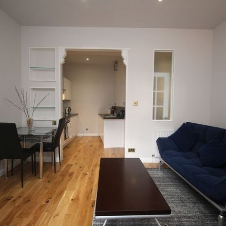 Rent this 1 bed apartment on News in 29 Leith Street, City of Edinburgh