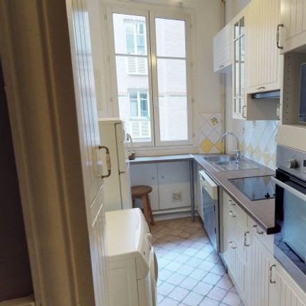 Rent this 2 bed apartment on 45 Rue Lecourbe in 75015 Paris, France