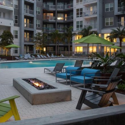 Rent this 1 bed apartment on 1745 West Platt Street in Tampa, FL 33606