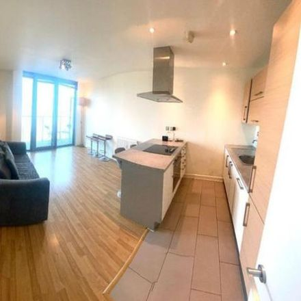 Rent this 1 bed apartment on George Hudson Tower in High Street, London E15 2PP