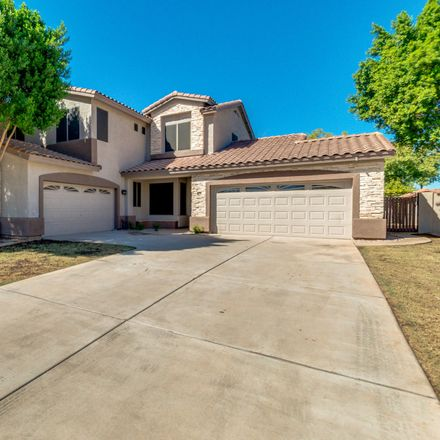 Rent this 5 bed house on 1472 East Shamrock Street in Gilbert, AZ 85295