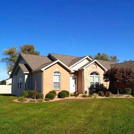 Rent this 3 bed house on 714 Wheatfield Road in O'Fallon, IL 62269