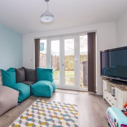 Rent this 3 bed house on Burford Gardens in Cardiff, United Kingdom
