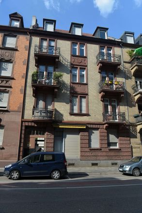 Rent this 2 bed apartment on Käfertaler Straße 57 in 68167 Mannheim, Germany