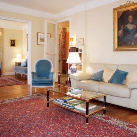 Rent this 3 bed apartment on 25 Rue du Docteur Germain Sée in 75016 Paris, France