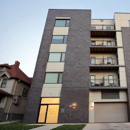 Rent this 1 bed apartment on 1809 North Cambridge Avenue in Milwaukee, WI 53202