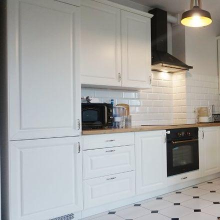 Rent this 3 bed apartment on Kolejowa 48 in 62-064 Plewiska, Poland