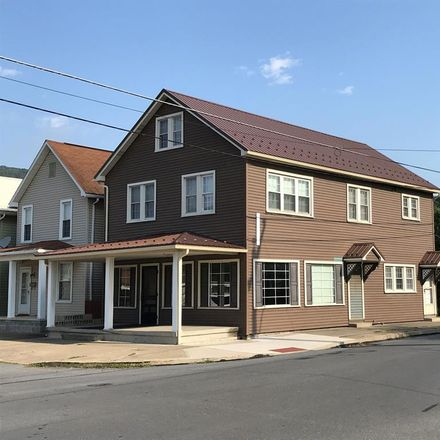 Rent this 3 bed house on 100 West Chestnut Street in Mount Union, PA 17066