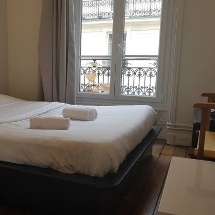 Rent this 2 bed apartment on 3 Rue Michel Peter in 75005 Paris, France