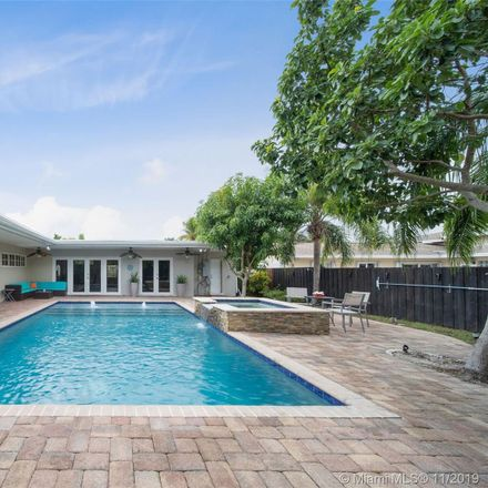 Rent this 3 bed house on 633 Northwest 28th Street in Wilton Manors, FL 33311