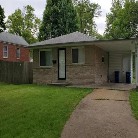 Rent this 2 bed house on 2541 Wismer Avenue in Overland, MO 63114