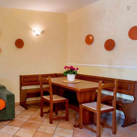 Rent this 1 bed apartment on Tuscolana Autocarri Roma in Via Tuscolana, 2140a