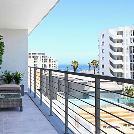 Rent this 2 bed apartment on Solomons Road in Sea Point, Cape Town