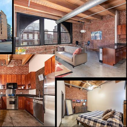 Rent this 2 bed condo on 1113 Washington Avenue in St. Louis, MO 63101