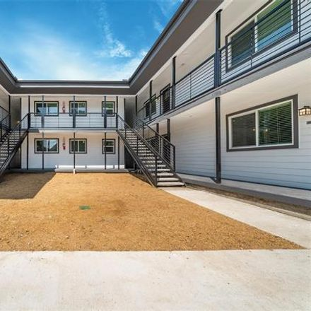 Rent this 2 bed apartment on San Jacinto Street in Dallas, TX 75204
