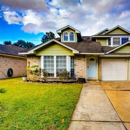 Rent this 4 bed house on 19606 Lake Hollow Ln in Houston, TX