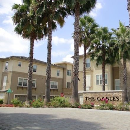 Rent this 2 bed townhouse on Gables Loop in Whittier, CA 90604