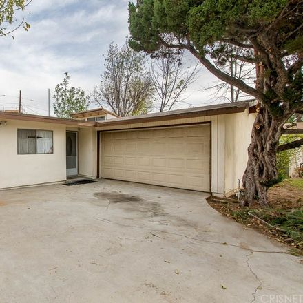 Rent this 3 bed house on Orion Ave in Mission Hills, CA