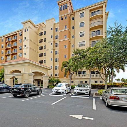 Rent this 3 bed condo on el Camino Real in Naples, FL