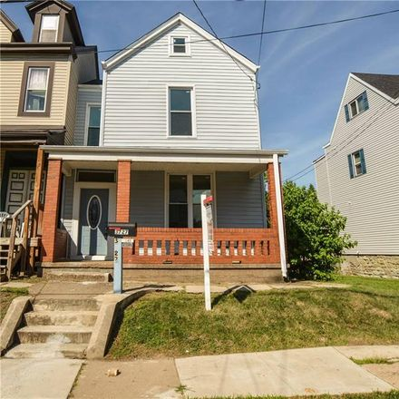 Rent this 4 bed house on 3727 Frazier Street in Pittsburgh, PA 15213