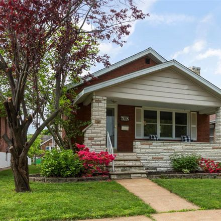 Rent this 3 bed house on 6302 Oleatha Avenue in City of Saint Louis, MO 63139