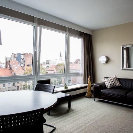 Rent this 0 bed apartment on Rue du Champ de Mars - Marsveldstraat 1A in 1000 Ixelles - Elsene, Belgium