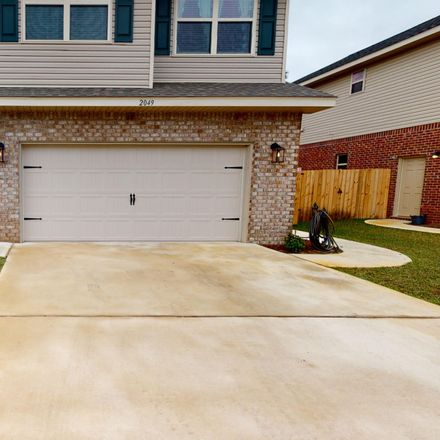 Rent this 4 bed loft on 2049 Sunset Pine Way in Gulf Breeze, FL 32563