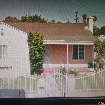 Rent this 2 bed house on 1403 North Pearl Avenue in Compton, CA 90221