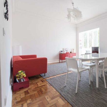 Rent this 5 bed room on Pastelaria Madrid in Avenida de Madrid, 1000-195 Lisbon