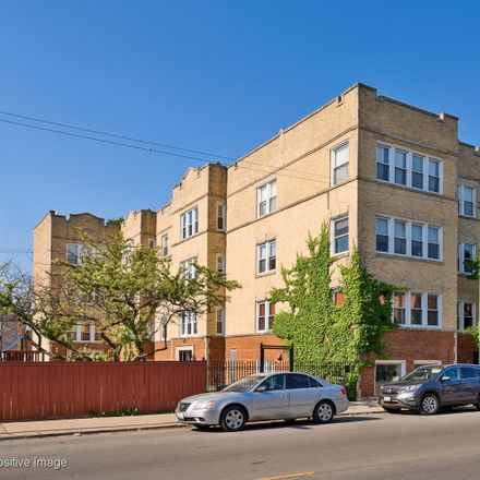 Rent this 2 bed condo on West Diversey Avenue in Chicago, IL 60647