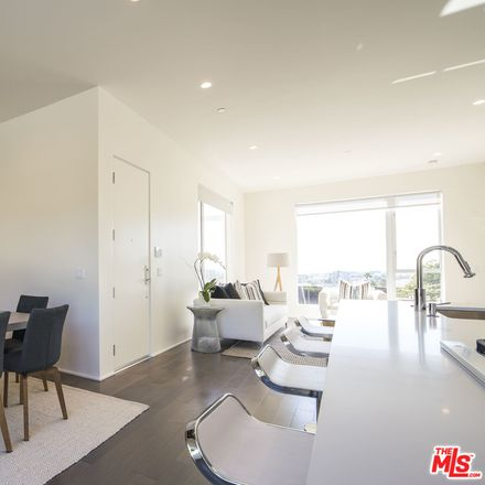 Rent this 2 bed apartment on N San Vicente Blvd in West Hollywood, CA