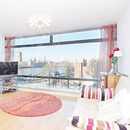 Rent this 2 bed apartment on Parliament View Apartments in 1 Albert Embankment, London SE1