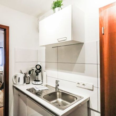 Rent this 1 bed apartment on F4 in Ludwigstraße, 68159 Mannheim