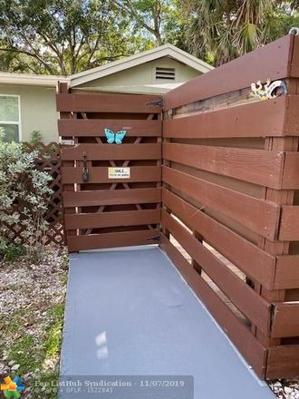 Rent this 1 bed house on Southwest 17th Avenue in Fort Lauderdale, FL 33315